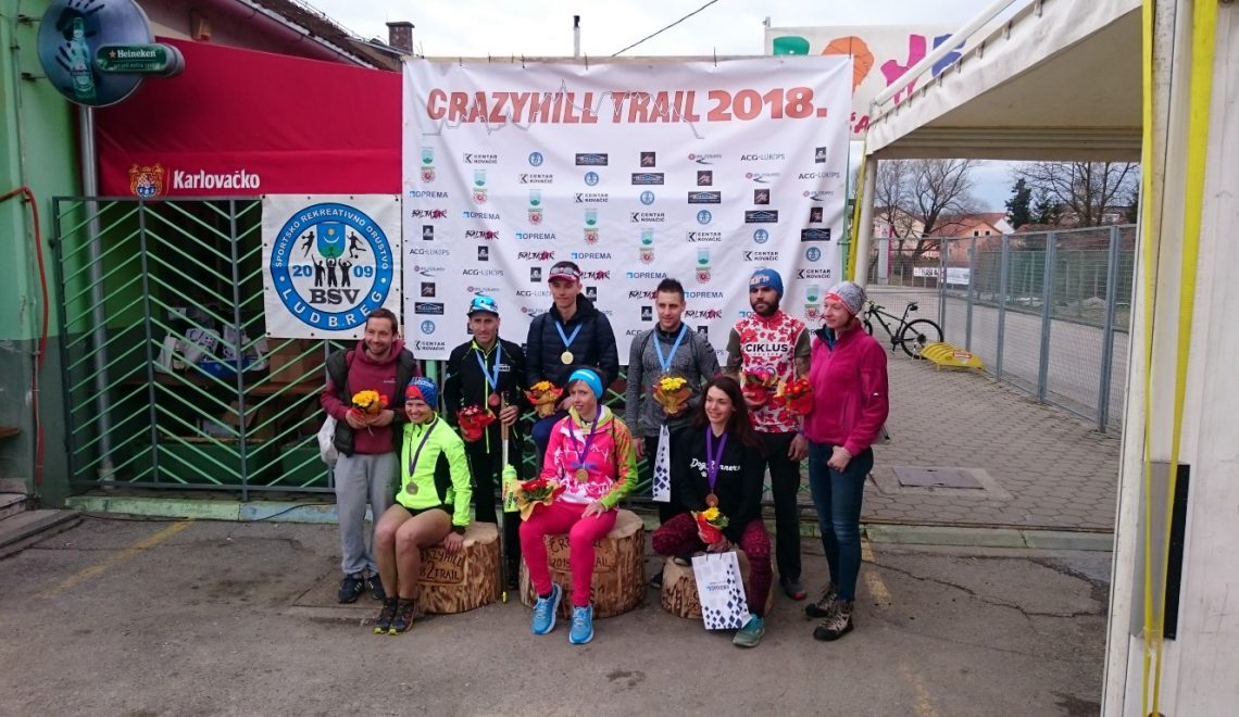 Crazy Hill Trail 2018