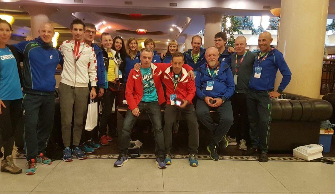 SP v gorskem maratonu (2x ŚNIEŻKA)